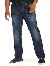 Buffalo David Bitton® Super Stretch Denim Jeans – Dark Wash