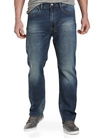 Buffalo David Bitton® Super Stretch Denim Jeans – Medium Wash