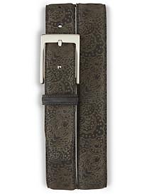 Robert Graham® Villa Nubuck Belt