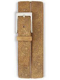 Robert Graham® Villa Nubuck Belt