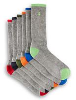 Polo Ralph Lauren® 6-pk Tipped Sport Crew Socks