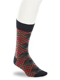 Polo Ralph Lauren® Tartan Plaid Patchwork Socks