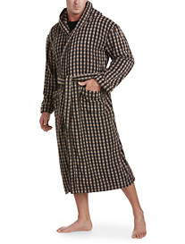 Robert Graham® Check Terry Robe
