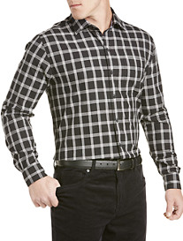 Cutter & Buck™ Summit Check Twill Sport Shirt