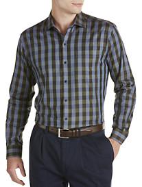 Cutter & Buck® Grove Check Twill Sport Shirt
