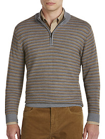 Cutter & Buck® Douglas Range Quarter-Zip Sweater