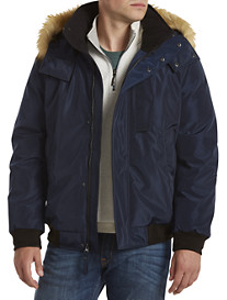 Marc New York Andrew Marc Knox Parka with Removable Hood