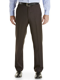 Ballin® Neat Flat-Front Dress Pants