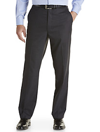 Ballin® Mini Birdseye Flat-Front Dress Pants