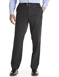 Ballin® Mini Birdseye Flat-Front Dress Pants