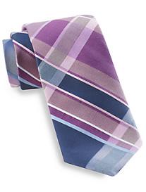 Michael Kors® Playful Plaid Silk Tie