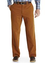 Bruno Saint Hilaire® Simon Flat-Front Pants