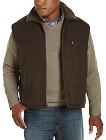 Rainforest® Water-Repellent Sherpa Fleece Vest