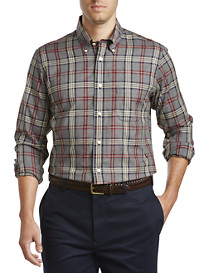 Brooks Brothers® Non-Iron Signature Tartan Plaid Twill Sport Shirt