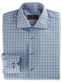 Robert Talbott Multi Check Dress Shirt