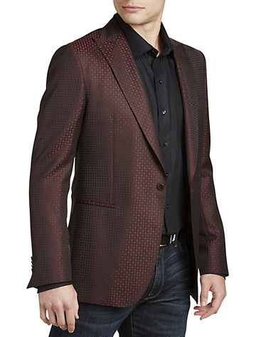 Men's Burgundy Shirts by Robert Graham® - 3 products