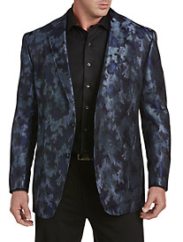 Robert Graham® Dunloy Metallic Camo Sport Coat