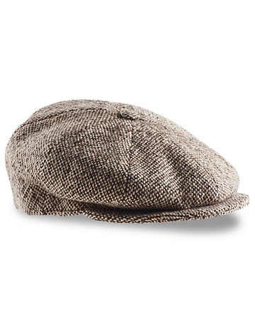Bailey® of Hollywood Galvin Tweed Newsboy Cap - Bailey's of Hollywood