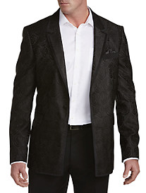Bogosse® Luzern Lace-Overlay Sport Coat