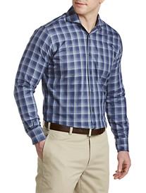 Robert Talbott Plaid Sport Shirt