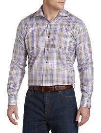Robert Talbott Check Sport Shirt