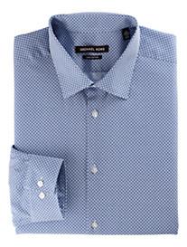 Michael Kors® Diamond-Print Dress Shirt