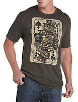Lucky Brand® Rock Jack Graphic Tee
