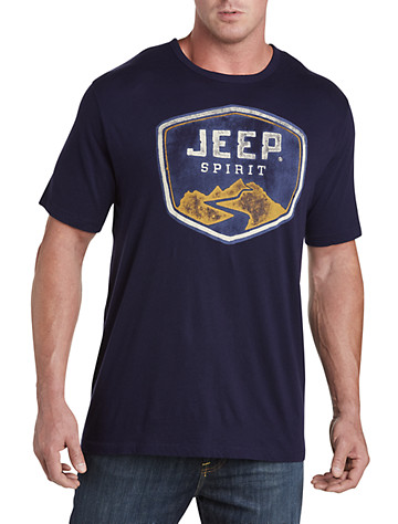 Lucky Brand® Jeep Spirit Graphic Tee