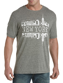 Retro Brand NYC Graphic Tee