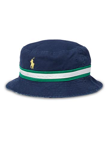 Polo Ralph Lauren® Reversible Bucket Hat - $59.50