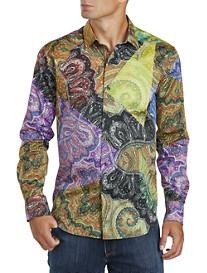 Robert Graham® Cosmic Rays Sport Shirt