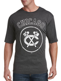 Retro Brand NHL Chicago Blackhawks Home Tee