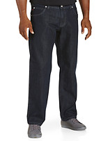 North 56°4 Mick Comfort Stretch Denim Jeans – Blue Stonewash
