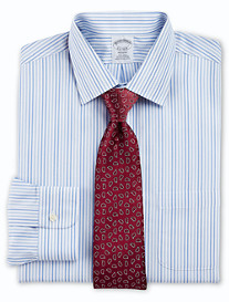 Brooks Brothers® Framed Stripe Dress Shirt