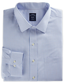Brooks Brothers® Non-Iron Twin Check Dress Shirt