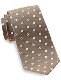 Rochester Spaced Dot Silk Tie
