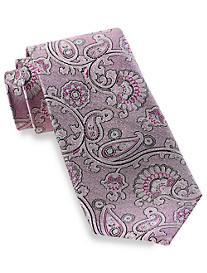 Rochester Woven Pop Paisley Silk Tie