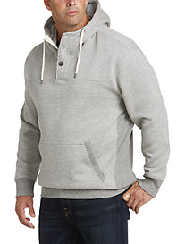 Society of One® 3-Button Hoodie