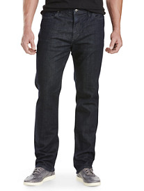 Joe's Jeans Brixton King Straight Fit Stretch Jeans – Dark Wash