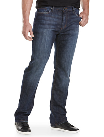 Joe's Jeans Dixon Straight Fit Stretch Jeans – Dark Wash