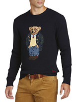 PRL BEAR SWEATER