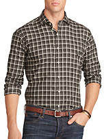 Polo Ralph Lauren® Heritage Plaid Twill Sport Shirt