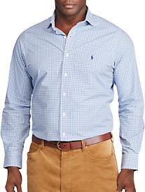 Polo Ralph Lauren® Small Check Poplin Sport Shirt