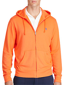 Polo Ralph Lauren® Atlantic French Terry Zip-Front Hoodie