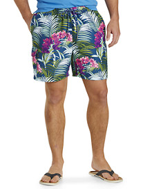 Tommy Bahama® Naples Orchid Oasis Swim Trunks