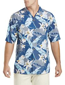Tommy Bahama® Carnivale Garden Silk Camp Shirt
