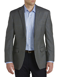 Michael Kors® Check Wool Sport Coat