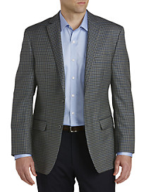 Michael Kors® Check Wool Sport Coat – Executive Cut