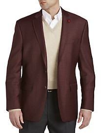 TailoRED Check Wool Sport Coat