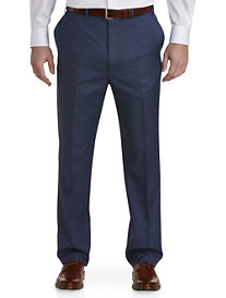 Ralph by Ralph Lauren Sharkskin Wool Suit Pants